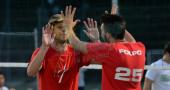 12.07.2014 - Crese Volley FREE - FISIO VOLLEY vs EL SITO DE SANDRO = 2-0