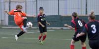 Crese Girl 2016 - SEMIFINALI - Pane Vino e San Daniele Vs Venjiulia Rugby = 6-1