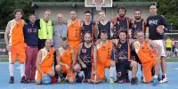 Crese Basket 2016 - FINALE - PSSN X Vs Dai e Spazza = 41-37 (27-13)